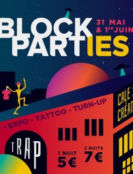 Block Parties à Nantes